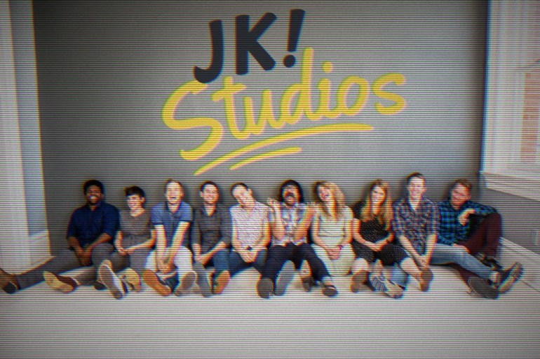 The Glazed Badge of Courage: How JK! Studios' Risky Freelancers Delivered a Ridiculous, Delicious Pilot | Opinions | LIVING LIFE FEARLESS