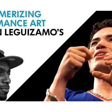 The Mesmerizing Performance Art of John Leguizamo's 'Freak' | Features | Shorts | LIVING LIFE FEARLESS