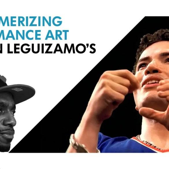The Mesmerizing Performance Art of John Leguizamo's 'Freak' | Features | Shorts | LIVING LIFE FEARLESS
