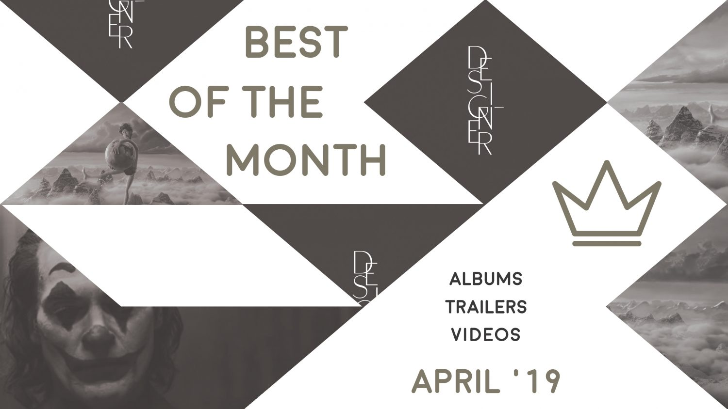 Best of the Month: April 2019   Features   LIVING LIFE FEARLESS