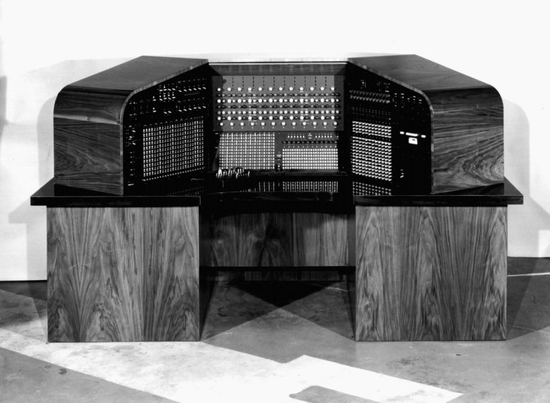Raymond Scott's mythical Electronium instrument has finally been brought to life   News   LIVING LIFE FEARLESS