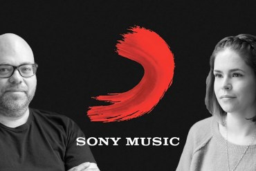 Sony Music is betting big on podcasts; partners with industry vets | News | LIVING LIFE FEARLESS