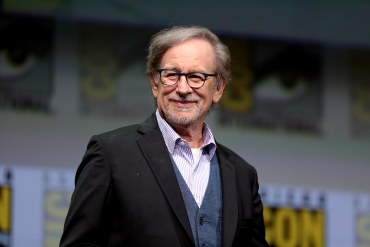 "Steven Spielberg is the latest to have been enlisted for the ""Netflix for your phone"" 