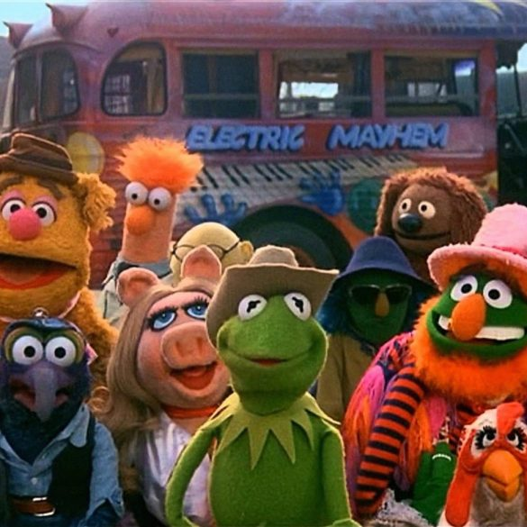 It's Probably Magic: 'The Muppet Movie' is coming back to the big screen for its 40th birthday | News | LIVING LIFE FEARLESS
