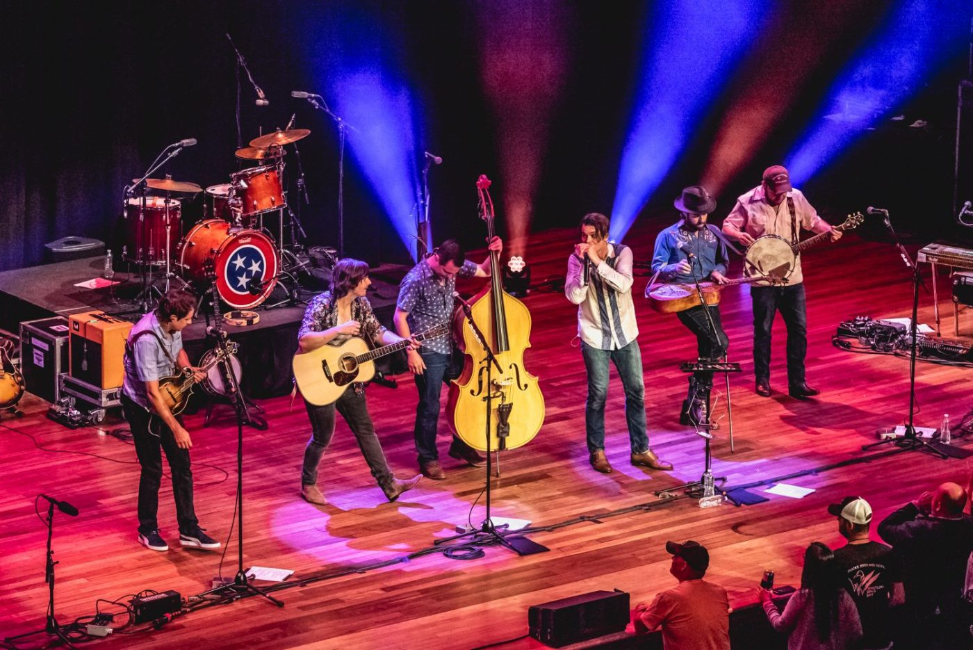 Old Crow Medicine Show: Ryman Auditorium | Photos | LIVING LIFE FEARLESS