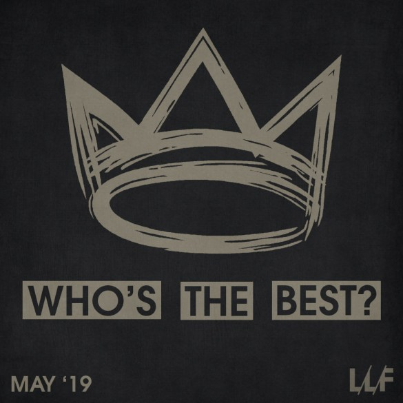 Who's the best of the month: May 2019 (VOTING)   News   LIVING LIFE FEARLESS