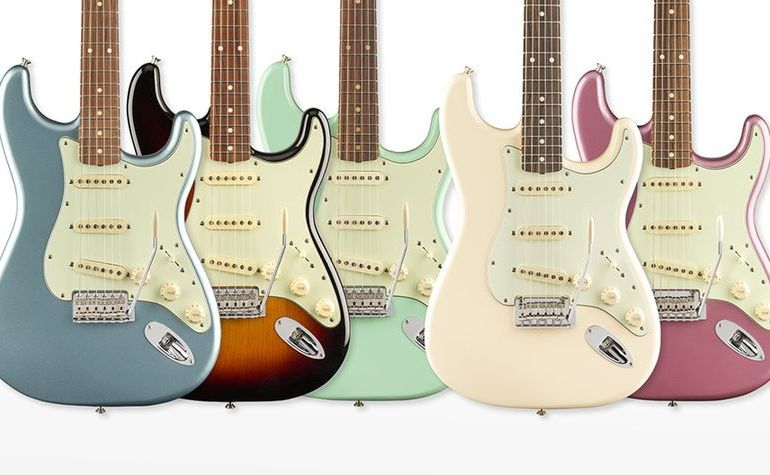Fender's all-vintage style new guitar line proves classic aesthetics still rock | News | LIVING LIFE FEARLESS