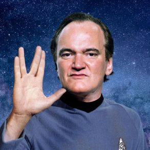 Quentin Tarantino is still eyeing an R-Rated 'Star Trek' movie | News | LIVING LIFE FEARLESS