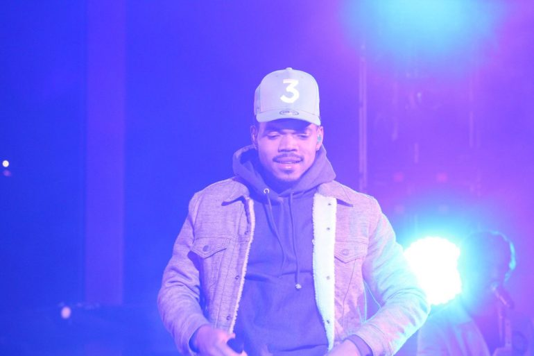 Chance The Rapper opts for charity to utilize an uncleared John Lennon sample | News | LIVING LIFE FEARLESS