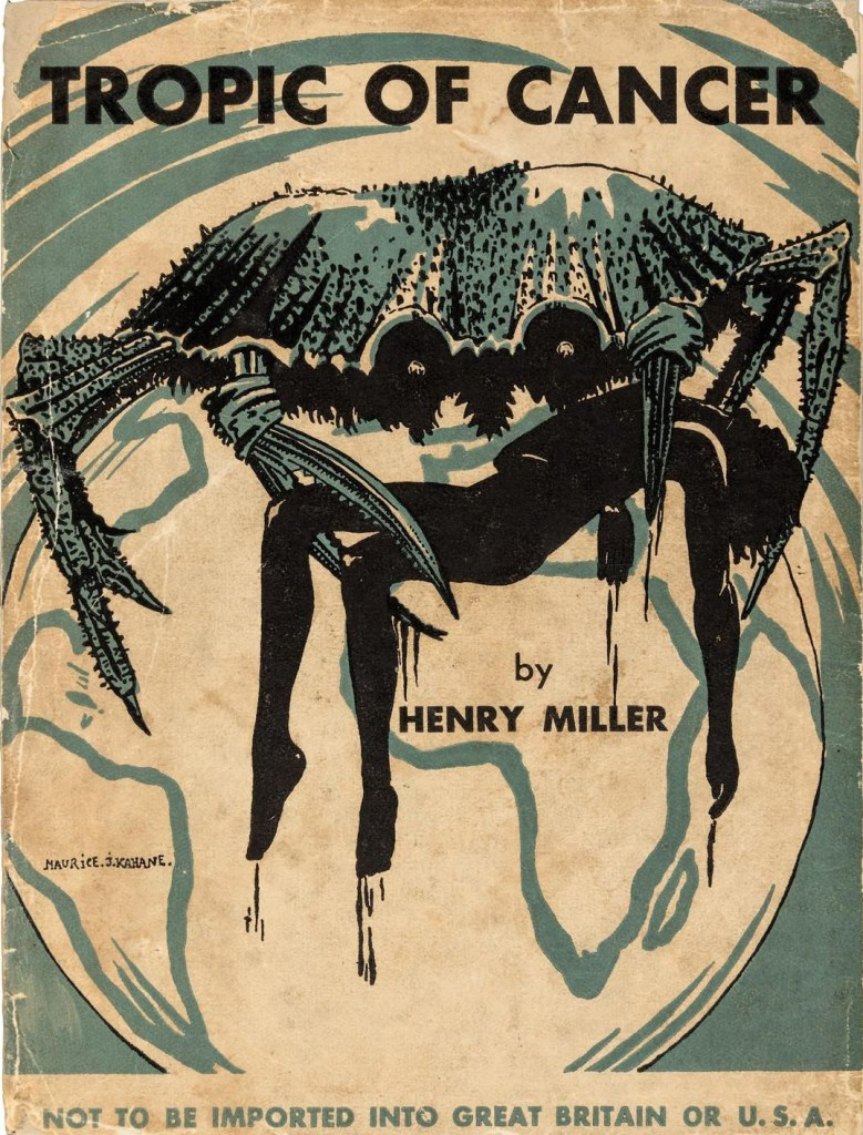 In this Age of Political Correctness Let's Remember the Delightful Obscenity of Henry Miller | Features | LIVING LIFE FEARLESS