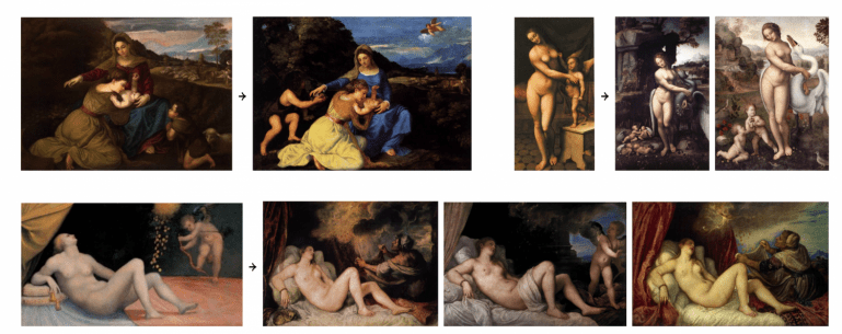 Artificial Intelligence is now being used to find connections throughout art history | News | LIVING LIFE FEARLESS