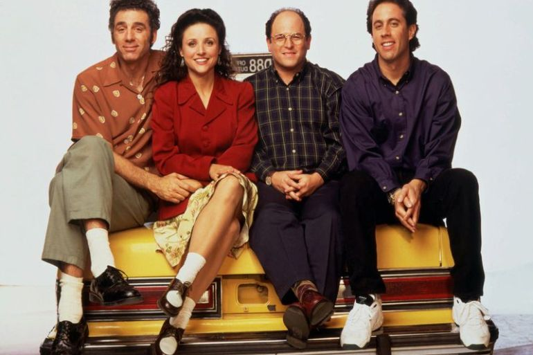 Amidst a massive bidding war, 'Seinfeld' is making the jump from Hulu to Netflix   News   LIVING LIFE FEARLESS