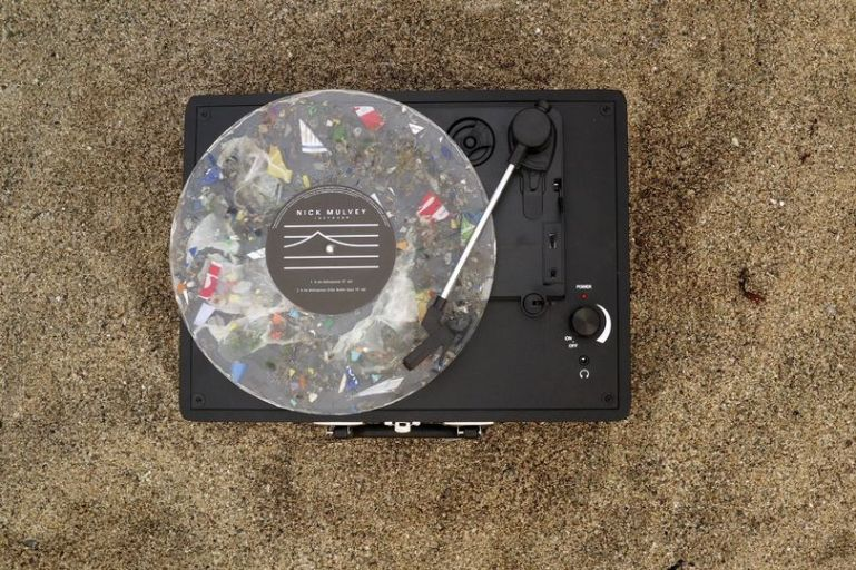 A British Brewery and Nick Mulvey are teaming up to create the world's first vinyl record that's 100% recycled ocean plastic | News | LIVING LIFE FEARLESS