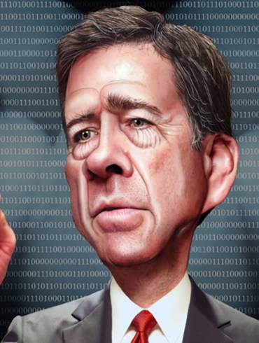 One of the first film projects about the Trump era is based on James Comey's book | News | LIVING LIFE FEARLESS