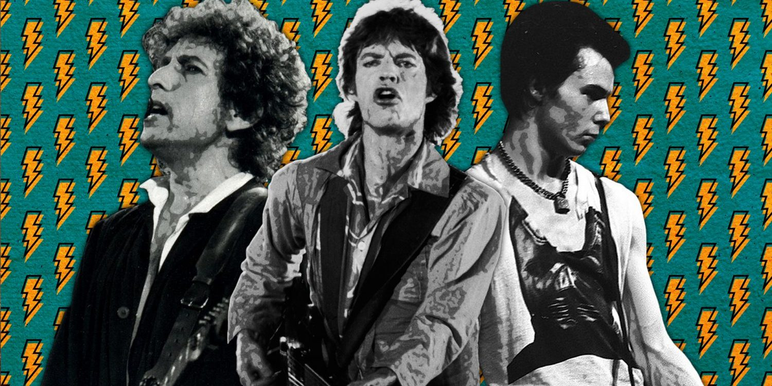 A List of Rock's Essential Viewing: Documentaries and Concerts Galore   Features   LIVING LIFE FEARLESS