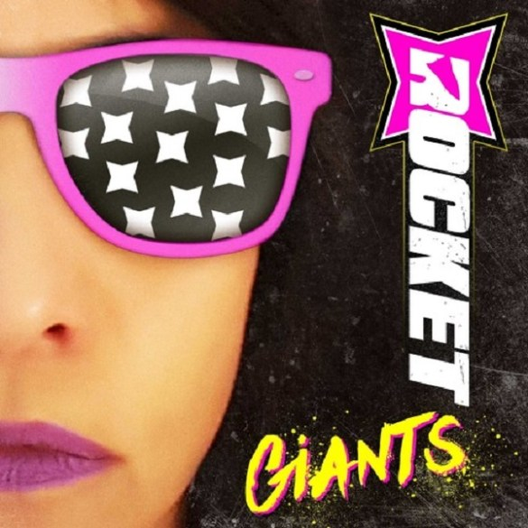 """Rocket - """"Giants"""" 