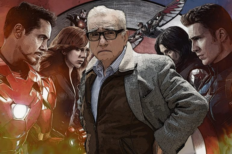 Martin Scorsese, Marvel, and the Never-Ending Nerd War | Features | LIVING LIFE FEARLESS