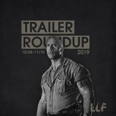 Trailer Roundup 10/28-11/10 | News | LIVING LIFE FEARLESS