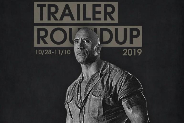 Trailer Roundup 10/28-11/10 | News | LIVING LIFE FEARLESS
