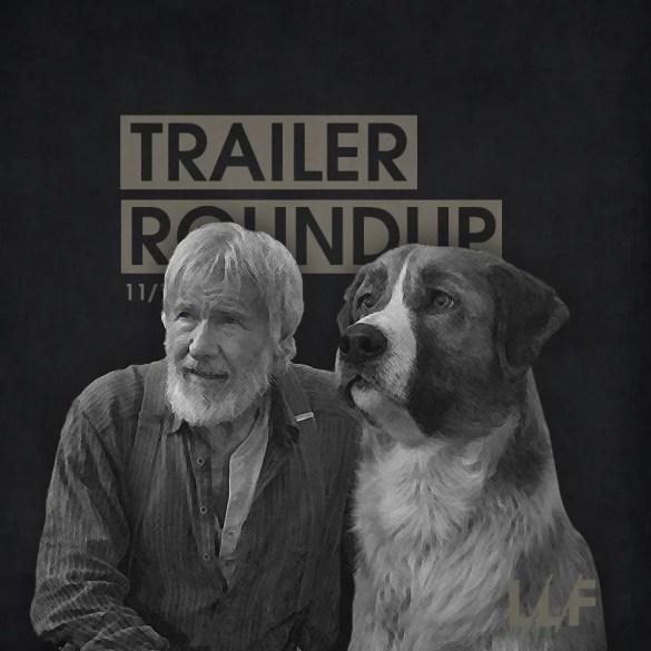 Trailer Roundup 11/11-11/24 | News | LIVING LIFE FEARLESS