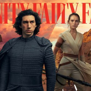 Uncovering the Hidden Spoilers in Vanity Fair's 'Rise of Skywalker' Cover Art | Features | LIVING LIFE FEARLESS