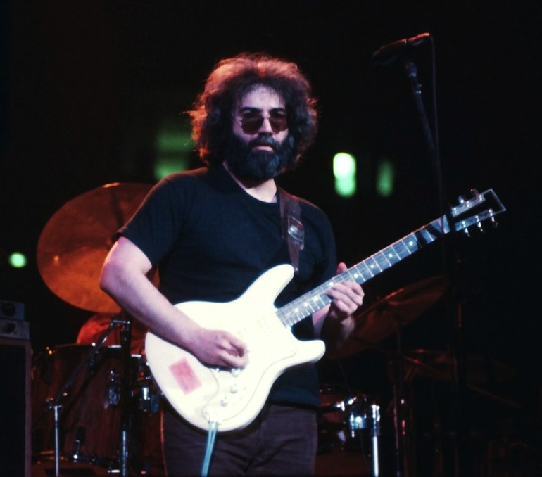 "Jerry Garcia's iconic ""alligator"" guitar is set to be auctioned off 