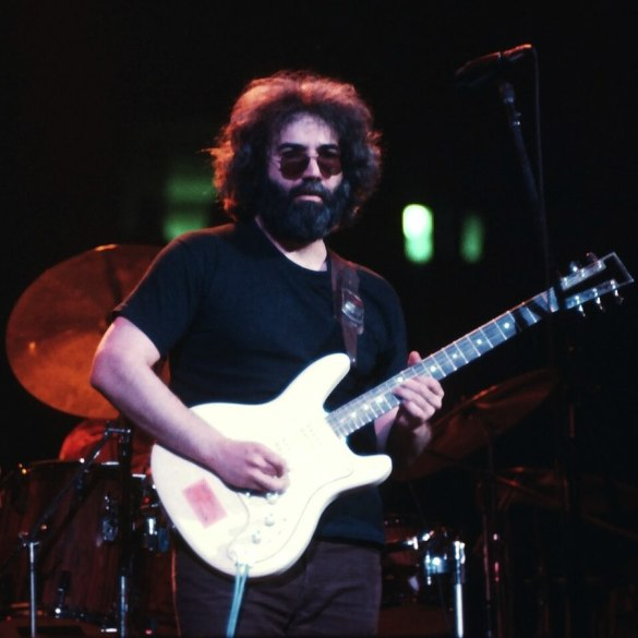"""Jerry Garcia's iconic """"alligator"""" guitar is set to be auctioned off 