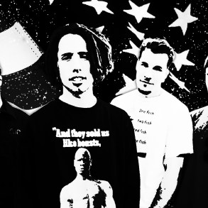 The Return of Rage: The Influences and Influence of Rage Against the Machine | Features | LIVING LIFE FEARLESS