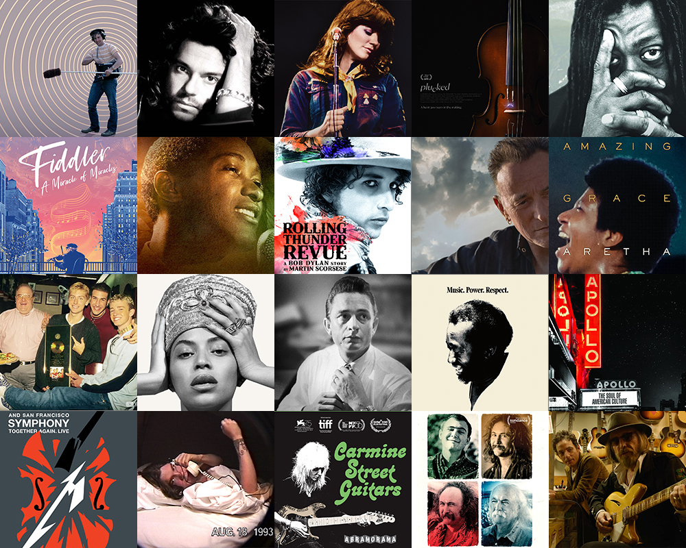 The Top 20 Music Documentaries of 2019 | Features | LIVING LIFE FEARLESS