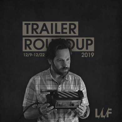 Trailer Roundup 12/9-12/22 | News | LIVING LIFE FEARLESS