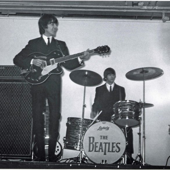 Another piece of classic Beatles memorabilia is up for sale - and for a hefty sum | News | LIVING LIFE FEARLESS