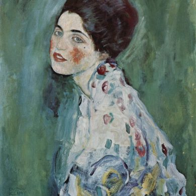 Gardeners discover an original Gustav Klimt painting... by accident | News | LIVING LIFE FEARLESS