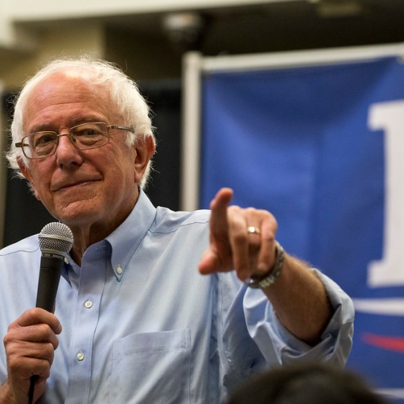 Bernie Sanders, a big fan of 'The Wolf of Wall Street' | News | LIVING LIFE FEARLESS