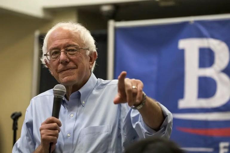 Bernie Sanders, a big fan of 'The Wolf of Wall Street' | News | LIVING LIFE FEARLESS
