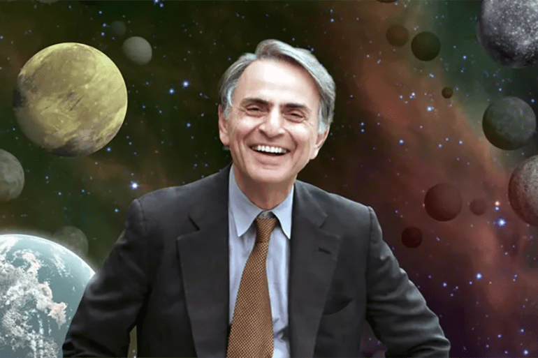 Forty-years on, Carl Sagan's 'Cosmos' series gets another sequel | News | LIVING LIFE FEARLESS