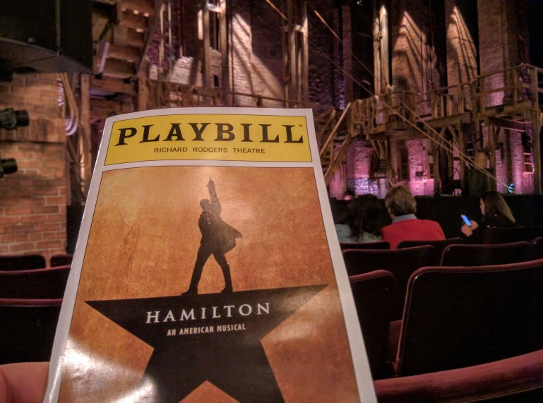 The mystery of the 'Hamilton' singalong that wasn't | News | LIVING LIFE FEARLESS