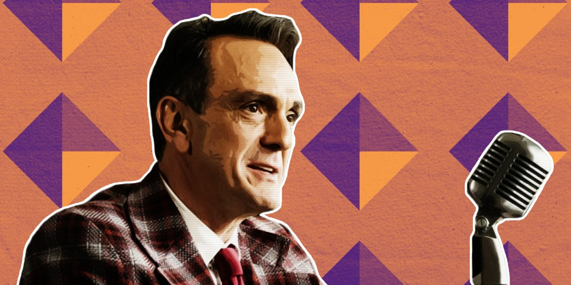 'Brockmire' is the Show that Everybody Should Be Talking About, But Nobody Is   Opinions   LIVING LIFE FEARLESS
