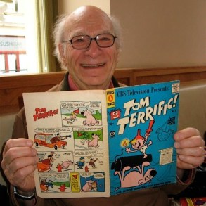 Gene Deitch, animator, illustrator, and 'Tom and Jerry' director, has died aged 95 | News | LIVING LIFE FEARLESS