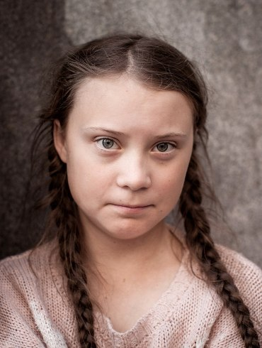 """Greta Thunberg appears in Pearl Jam's music video to """"Retrograde""""   News   LIVING LIFE FEARLESS"""