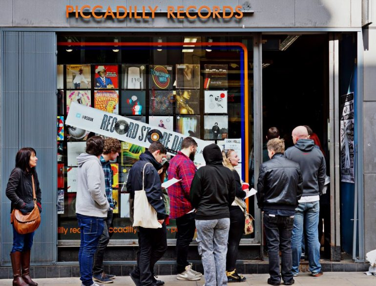 Record Store Day is now scheduled to happen across three different dates | News | LIVING LIFE FEARLESS