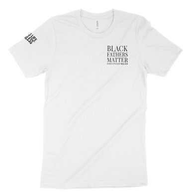 Black Fathers Matter Digital Exhibition Tee