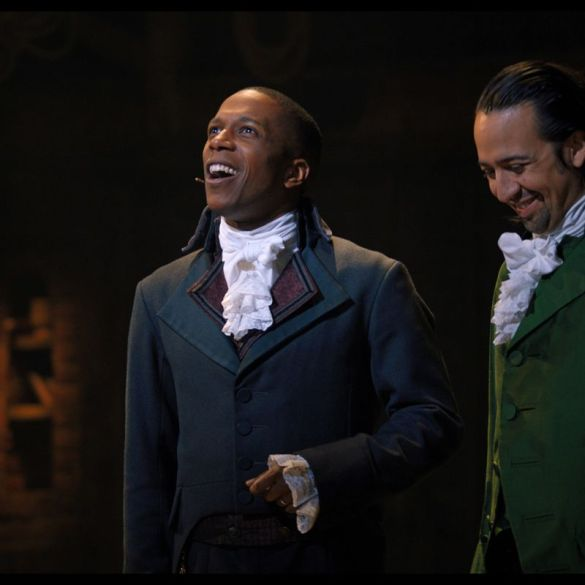 'Hamilton' will debut on Disney+ with some swear words edited out | News | LIVING LIFE FEARLESS