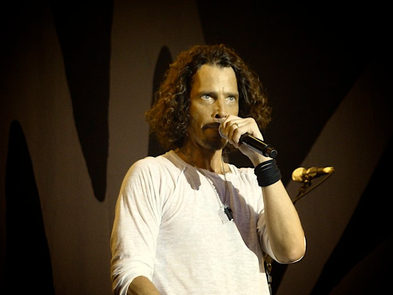 """Chris Cornell's posthumous cover of Guns N' Roses' """"Patience"""" released 