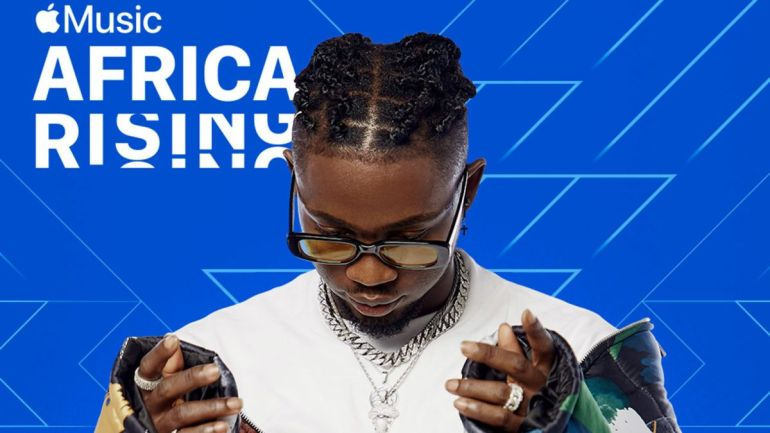 Apple Music is to showcase African musicians | News | LIVING LIFE FEARLESS
