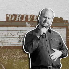 Jim Gaffigan Brings Stand-up to the Drive-in | Opinions | LIVING LIFE FEARLESS
