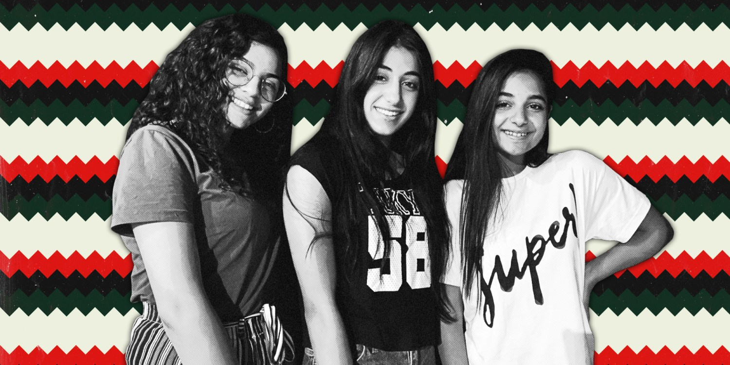 Meet the Palestinian Girls Who Rap to Tell Their Story of Resistance | Hype | LIVING LIFE FEARLESS