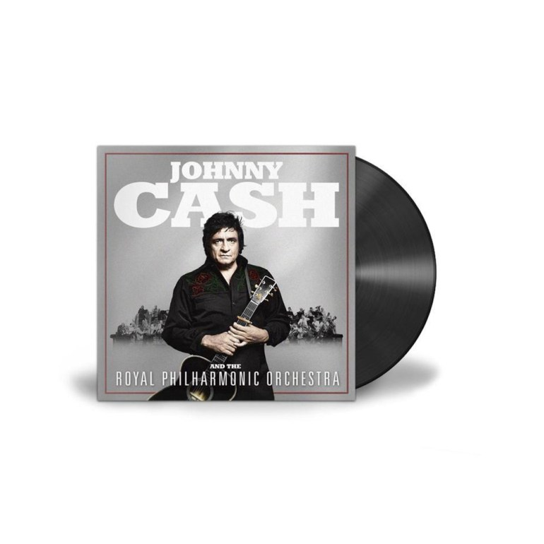 On its new album, The Royal Philharmonic Orchestra tackles Johnny Cash songs | News | LIVING LIFE FEARLESS