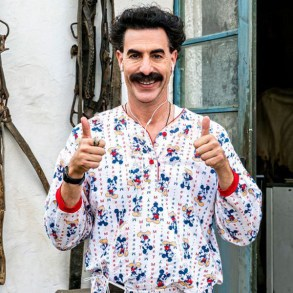 Kazakhs and Kazakh-Americans give mixed reactions to 'Borat 2' | News | LIVING LIFE FEARLESS