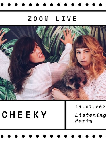 Cheeky Listening Party   Hype   LIVING LIFE FEARLESS