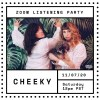 Cheeky Listening Party | Hype | LIVING LIFE FEARLESS